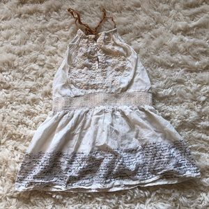 Free People tank top with pretty details
